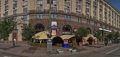 Панорама ресторан — Ресторан Шато — Київ, фото №1
