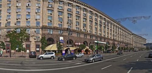 Panorama beauty salon — Майдан Незалежності — Kyiv, photo 1