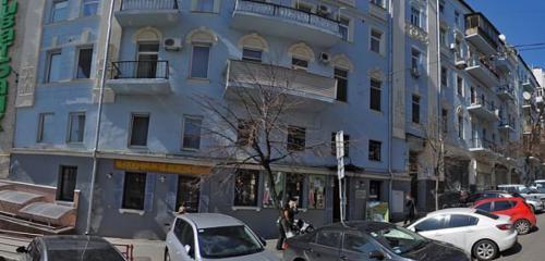 Panorama restaurant — Tres Francais; Tr& № 232; s Fran& № 199; Ais — Kyiv, photo 1