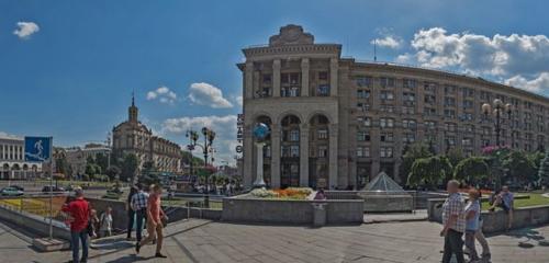 Панорама готель — Olympic Village — Київ, фото №1