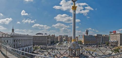 Панорама ресторан — Ресторан Пузата Хата — Київ, фото №1