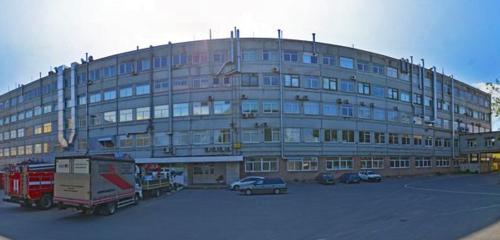 Панорама инструментальная промышленность — Абразивные материалы — Санкт-Петербург, фото №1