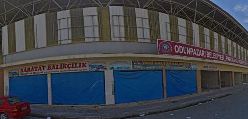Emek Kapalı Pazar Yeri, pazarlar ve çarşılar, Emek Mah., Atasoy Sok.,  No:29, Odunpazarı, Eskişehir, Türkiye - Yandex Haritalar