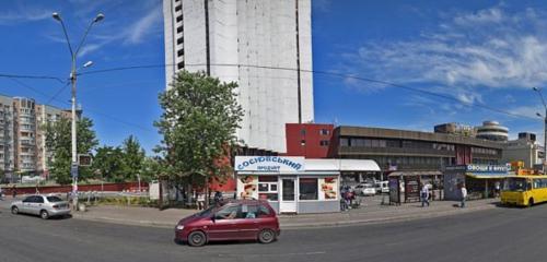 Панорама готель — Готель Турист — Київ, фото №1