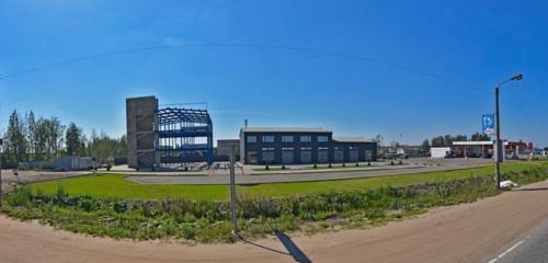 Панорама кафе — Утиная грудка — Санкт-Петербург и Ленинградская область, фото №1