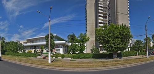 Панорама гостиница — Мирный курорт — Одесса, фото №1