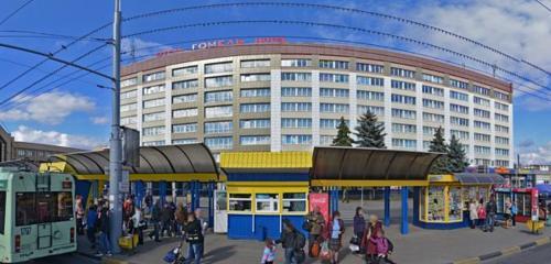 Панорама гостиница — Гостиница Гомель — Гомель, фото №1