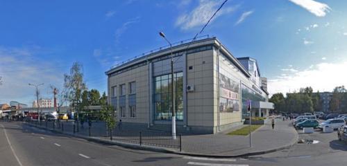 Панорама транспортная касса — Транспортная касса — Гомель, фото №1