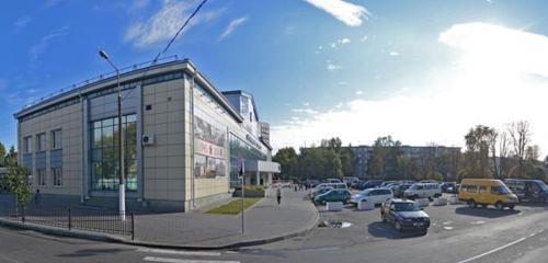 Панорама платёжный терминал — QIWI — Гомель, фото №1