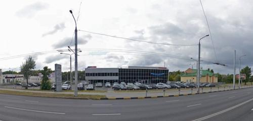 Панорама автосалон — Nissan - Автонова Моторс — Гомель, фото №1