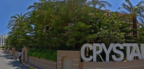 Panorama otel — Crystal Family Resort & SPA — Serik, photo 1