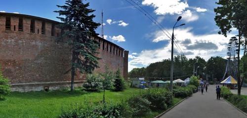 Panorama landmark, attraction — Смоленська фортечна стіна — Smolensk, photo 1