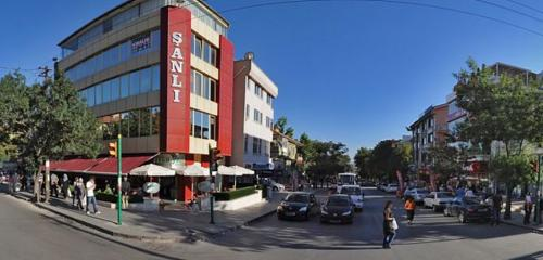Panorama ATM'ler — Halkbank ATM — Yenimahalle, foto №%ccount%