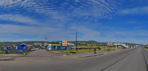 Панорама автотехпомощь, эвакуация автомобилей — Эвакуатор51 — Мурманск, фото №1