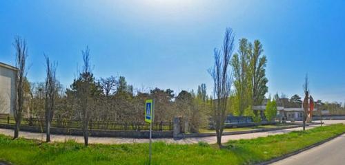 Панорама детский лагерь отдыха — Детский Санаторий Прометей — Республика Крым, фото №1