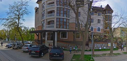 Панорама гостиница — Петротель — Евпатория, фото №1