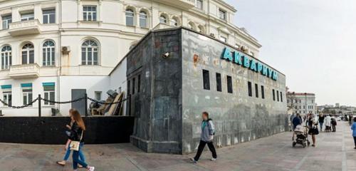 Панорама музей — Аквариум-музей — Севастополь, фото №1