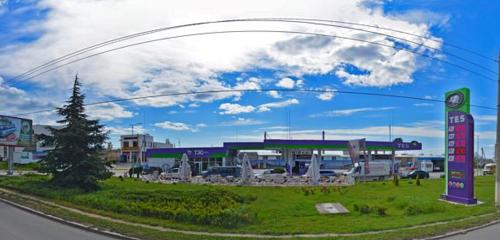 Панорама АЗС — Tes — Севастополь, фото №1