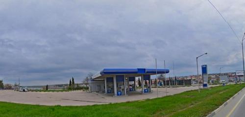 Панорама АЗС — АЗС TES — Севастополь, фото №1