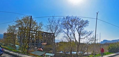 Панорама гостиница — Большая медведица — Алупка, фото №1