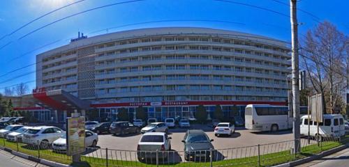 Панорама гостиница — Гостиница Москва — Симферополь, фото №1