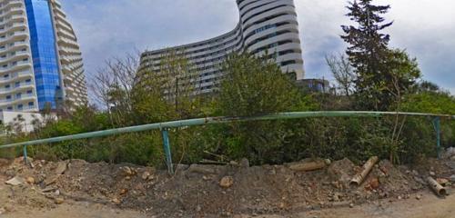 Панорама готель — Гурзуф Ривьера — Республіка Крим, фото №1