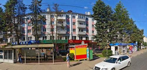 здания фотосалон брянск площадь партизан большой зеленой территории