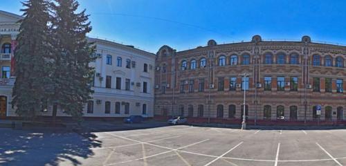 Панорама министерства, ведомства, государственные службы — Брянская областная Дума — Брянск, фото №1