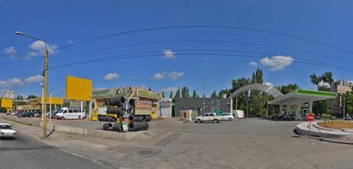 Панорама АЗС — ОККО — Запорожье, фото №1
