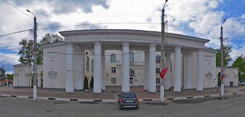 Панорама дом культуры — Дворец культуры Химволокно — Тверь, фото №1