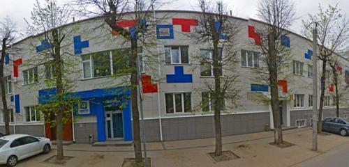 Панорама частная школа — Acadia School — Калуга, фото №1