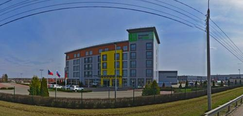 Панорама гостиница — Амбассадор Калуга — Калуга, фото №1
