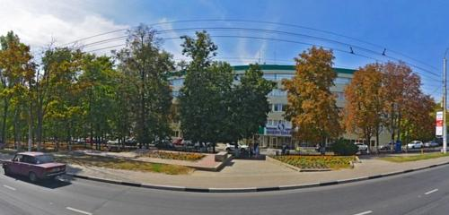 Панорама бизнес-центр — Бизнес-центр Энергомаш — Белгород, фото №1