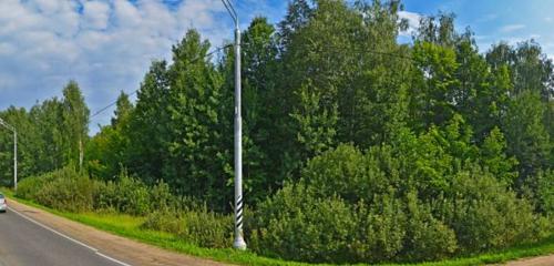 Панорама АЗС — Нефтьмагистраль — Москва и Московская область, фото №1