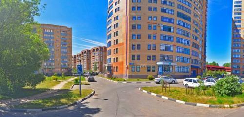 Панорама расчётно-кассовый центр — МосОблЕИРЦ — Дубна, фото №1