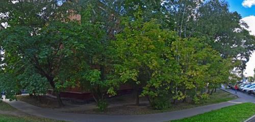 Панорама окна — Алскин — Зеленоград, фото №1