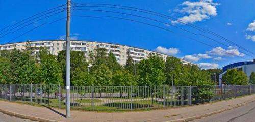 Панорама коммунальная служба — Диспетчерская 8-го района — Зеленоград, фото №1