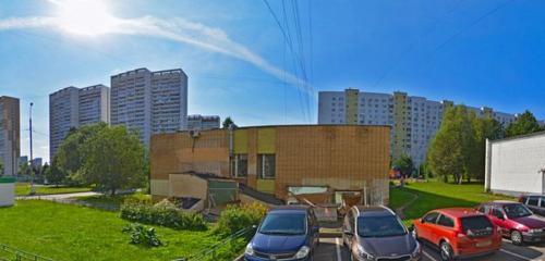 Панорама коммунальная служба — Инженерная служба района Силино, диспетчерская — Зеленоград, фото №1
