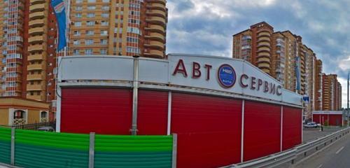 Панорама автосервис, автотехцентр — H2O Auto Одинцово — Москва и Московская область, фото №1