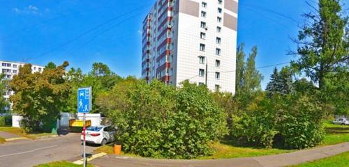 Панорама кладбище — Зеленоградское северное кладбище — Зеленоград, фото №1