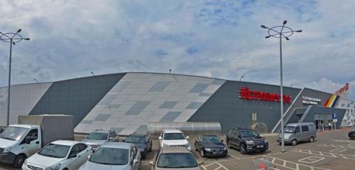 Панорама строительный магазин — Петрович — Москва и Московская область, фото №1