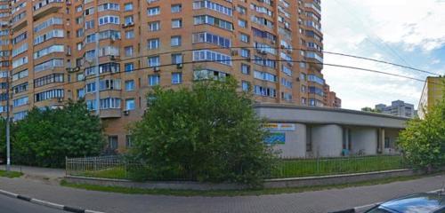 Панорама студия веб-дизайна — Создание сайтов в Одинцово — Одинцово, фото №1
