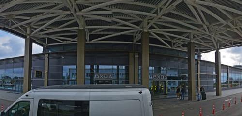 Panorama airport — Mezhdunarodny aeroport Anapa — Krasnodar Krai, photo 1