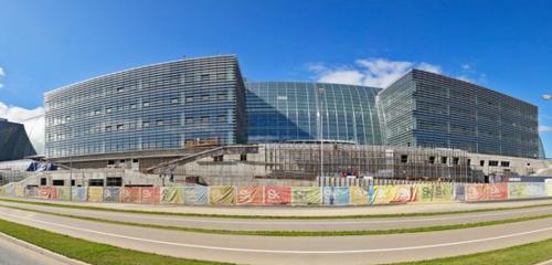Панорама бизнес-центр — Амальтея — Москва, фото №1
