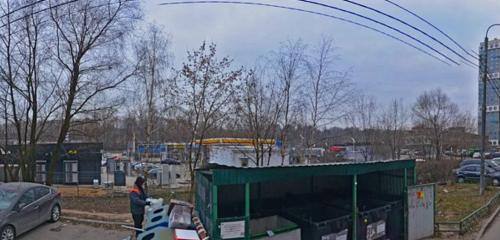 Панорама АЗС — Shell — Красногорск, фото №1
