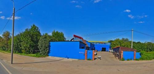 Панорама автосервис, автотехцентр — АСГ-Техник — Москва, фото №1
