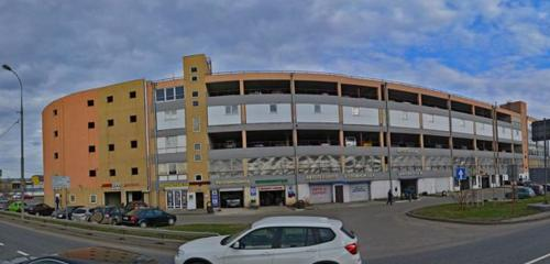 Панорама тонирование стёкол — Центр тонировки — Москва, фото №1