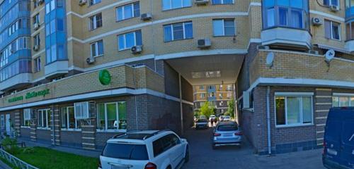 Панорама кафе — Прокофий и Булочка — Москва, фото №1