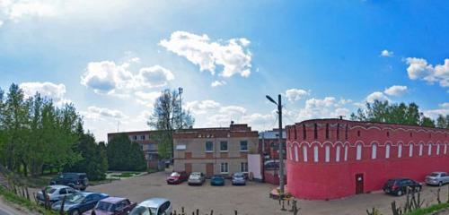 Панорама складское оборудование — НТ — Серпухов, фото №1