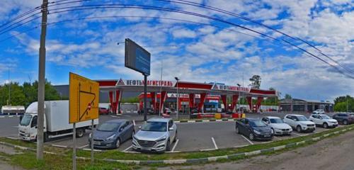 Панорама АЗС — Нефтьмагистраль — Химки, фото №1